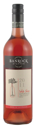 BanrockStation White Shiraz 750ml