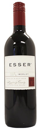 Esser Cellars Merlot 750ml