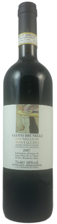 Gianni Brunelli 2015 Brunello di Montelcino 750mL