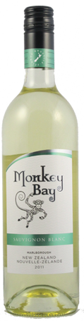 Monkey Bay Sauvignon Blanc 750ml