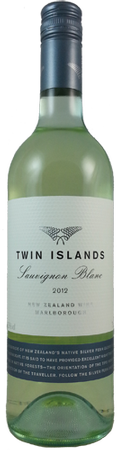 Twin Islands Sauvingon Blanc 750ml