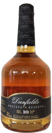 Danfield's Private Reserve Canadian Whisky 750ml