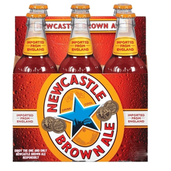 Newcastle Brown Ale 6 x 330ml