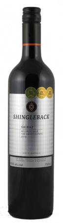 Shingleback Shiraz 750ml