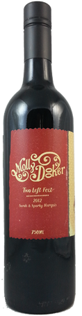Molly Dooker Two Left Feet Shiraz/Cabernet/Merlot 750ml