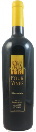 Four Vines Maverick Zinfandel 750ml