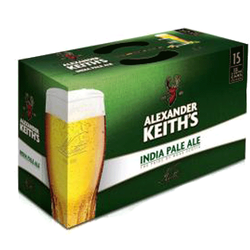 Alexander Keith's India Pale Ale 15 x 355ml Image
