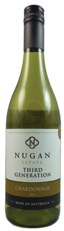 Nugan Estate Third Generation Chardonnay 750 mL