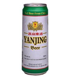 Yanjing Lager 500ml