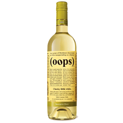 (Oops) Cheeky Little White Sauvignon Blanc 750ml