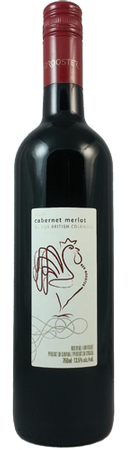 Red Rooster Cabernet Sauvignon Merlot 750ml