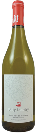 Dirty Laundry Not So Knotty Chardonnay 750ml