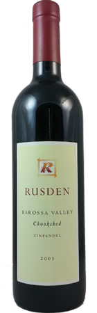 Rusden Chookshed Zinfandel 750ml