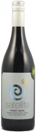 Satellite Marlborough Pinot Noir 750ml