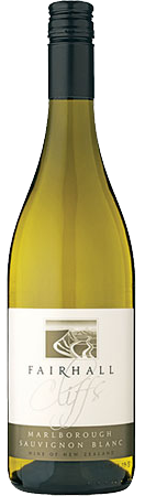 Marisco Vineyards Fairhall Cliff's Sauvignon Blanc