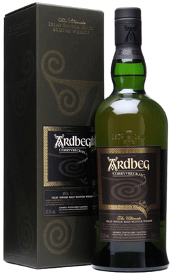 Ardbeg Islay Corryvreckan Scotch Whisky 700ml
