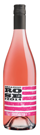 Charles and Charles Rose 750mL