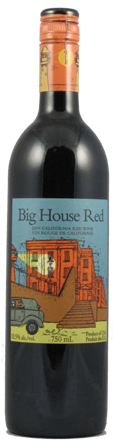 Big House Red Blend 750ml