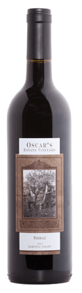 Small Gully Wines Oscar's Estate Shiraz 750ml