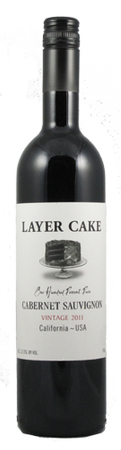 Layer Cake Cabernets Sauvignon 750ml
