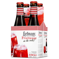 Liefman's Fruit 4 Pack 4 x 250ml