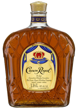 Crown Royal Canadian Whisky 1140ml