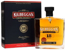 Kilbeggan 18yr Old Irish Whisky 700ml