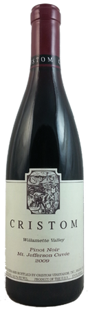 Cristom Mt Jefferson Willamette Valley Pino Noir 750ml