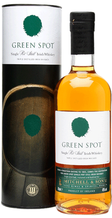 Green Spot Irish Whisky 700ml
