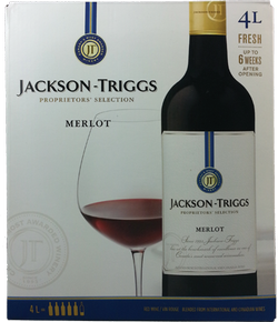 Jackson Triggs Proprietors' Selection Merlot 4L