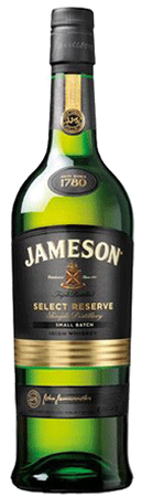Jameson Select Reserve Irish Whisky 750ml