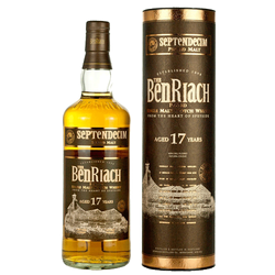 The Benriach 17yr Septendecim Single Malt Whisky 700ml