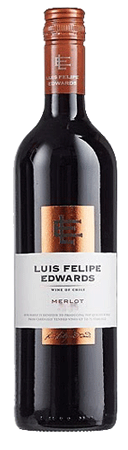 Luis Felipe Edwards Merlot 750ml