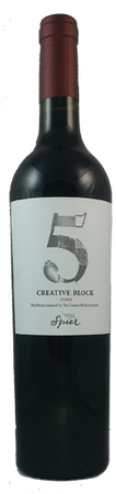 Spier Creative Block 5 Red Blend 750ml
