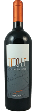 Titolo Aglianico Del Vulture 750ml