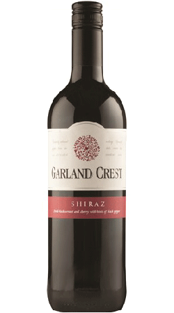 Garland Crest Shiraz 750ml