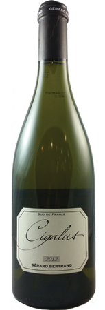 Gerard Bertrand 'Cigalus' White Blend 750ml
