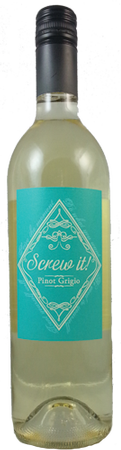 Screw It! Pinot Grigio 750ml