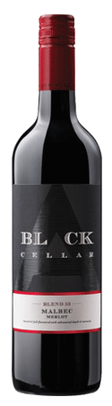 Black Cellar Malbec Merlot 750ml
