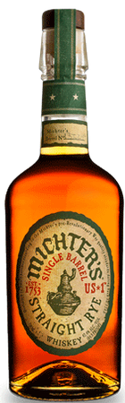 Michters US*1 Straight Rye 750ml