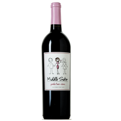 Middle Sister Goodie Two Shoe Pinot Noir 750ml