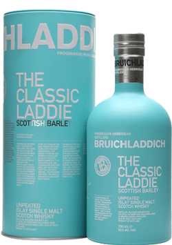 Bruichladdich Scottish Barley Laddie Scotch Whisky 750ml Image
