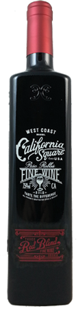 California Square Red Blend 750mL