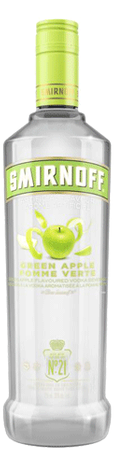 Smirnoff Green Apple Vodka 750ml