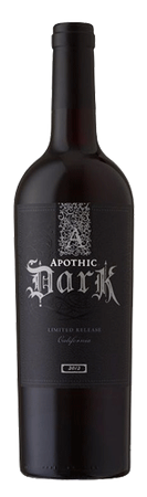 Apothic Dark Red Blend 750ml
