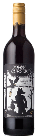 Moon Curser Vineyards Border Vines Red Blend 750ml