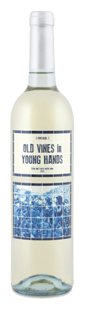 Old Vines in Young Hands White Blend 750ml Image