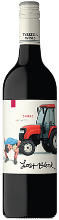 Lost Block Shiraz 750ml