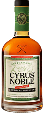 Cyrus Noble Small Batch Bourbon 750ml