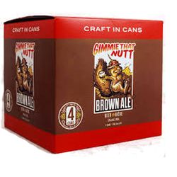 Something Brewing Gimmie That Nut Brown Ale 4 x 355ml